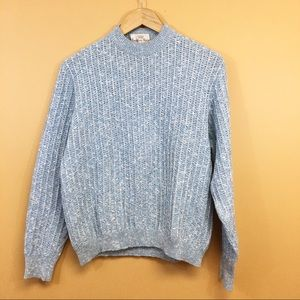 Vintage 70's Countess Mara Wool Blend Sweater